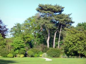 Jardin du pr catelan 4 images de qualit en haute for Definition du jardin
