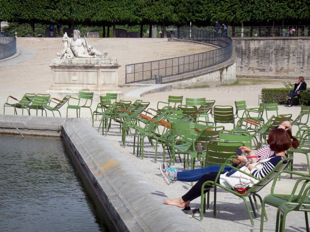 Photos le jardin des tuileries guide tourisme vacances for Jardin jardin tuileries