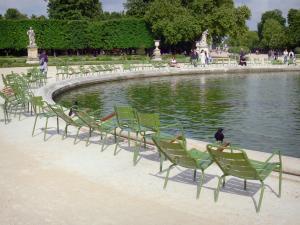 Jardin des Tuileries - 14 images de qualité en haute définition