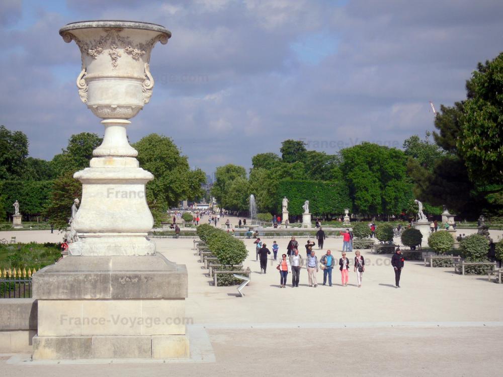 Photos le jardin des tuileries guide tourisme vacances for Du jardin a l assiette mauves