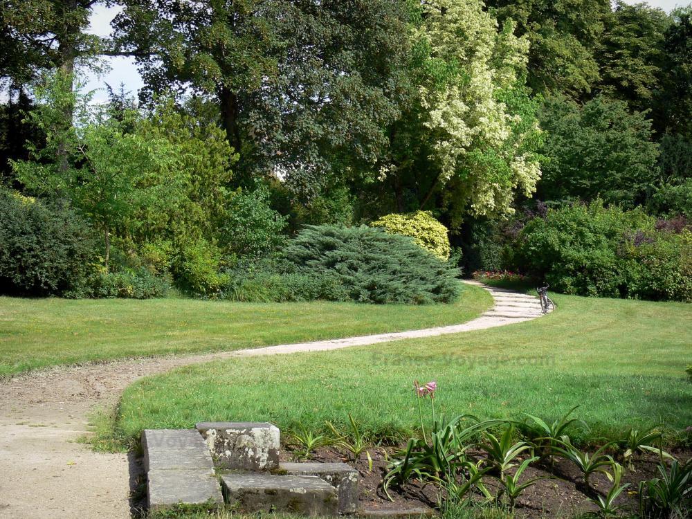 Fotos jardines del castillo de fontainebleau 22 for Jardin anglais fontainebleau