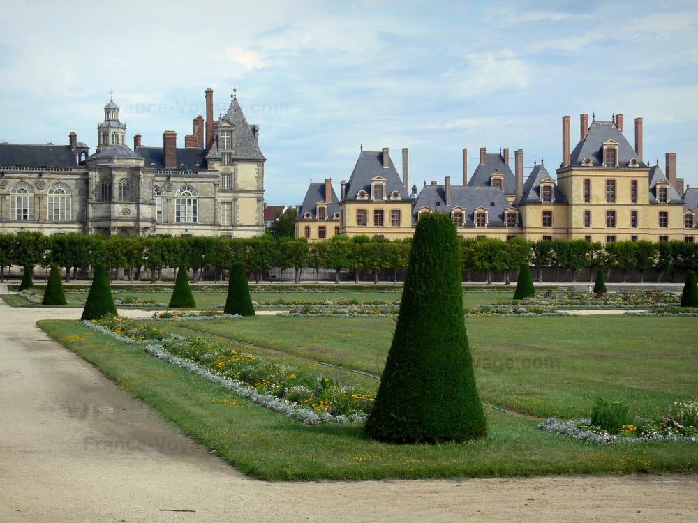 Photos jardins du ch teau de fontainebleau 22 images for Definition du jardin