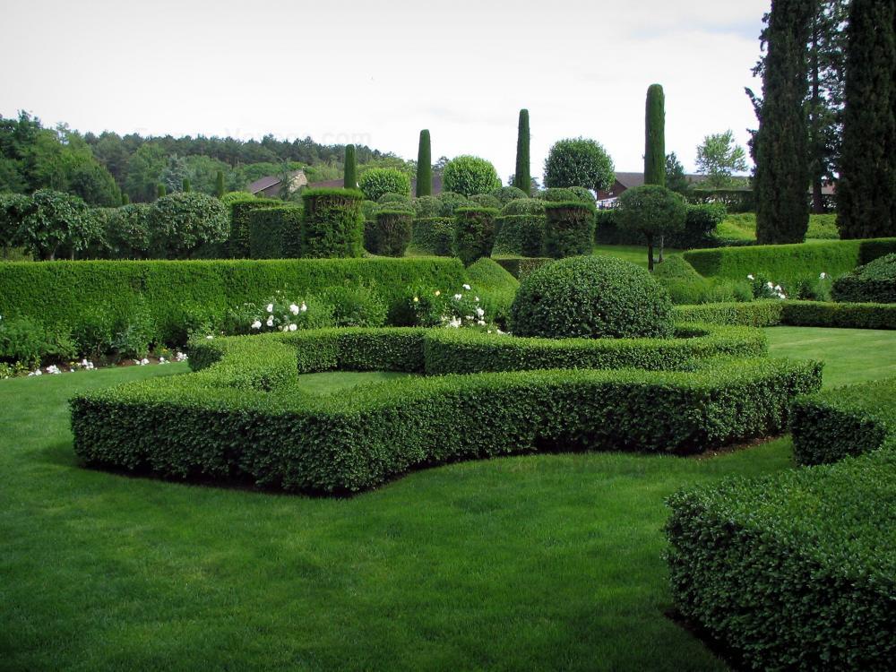 Photos jardins du manoir d 39 eyrignac 15 images de for Definition de jardin