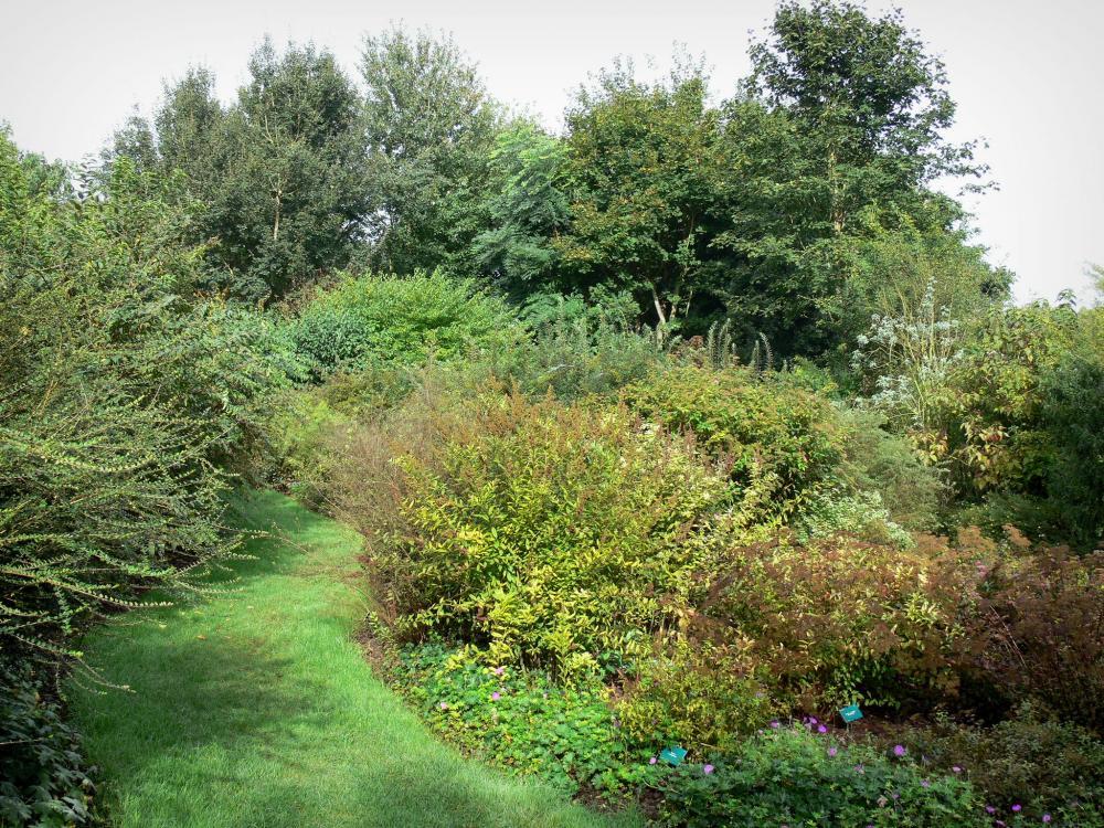 Photos jardins de valloires 27 images de qualit en for Definition de jardin
