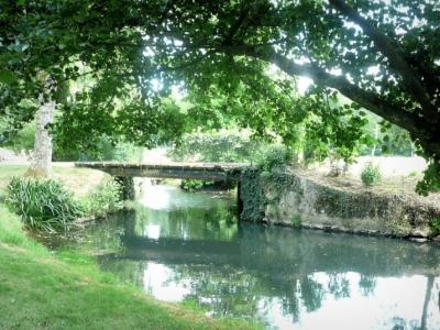 Les jardins de viels maisons guide tourisme vacances for Circuit jardins anglais