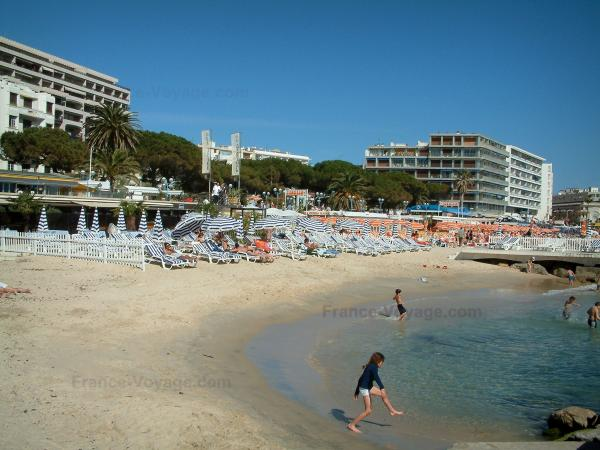 Juan-les-Pins - Tourism, holidays & weekends guide in the Alpes-Maritimes