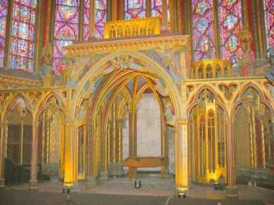 Kapel Sainte-Chapelle