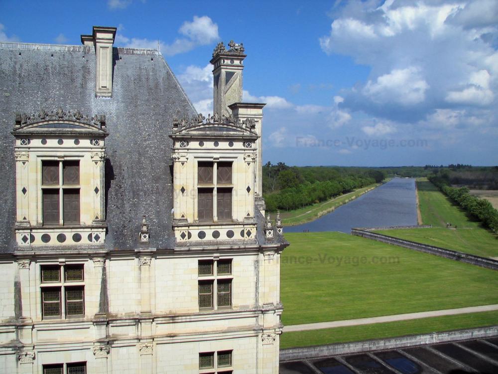 Foto 39 s kasteel van chambord 31 afbeeldingen met hoge resolutie - Blauwe hemel kamer ...