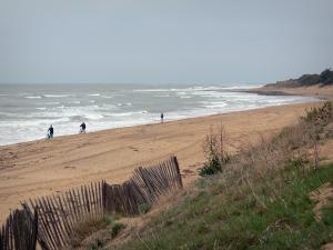 Guide de l 39 aiguillon sur mer tourisme vacances week end - Office de tourisme de l aiguillon sur mer ...