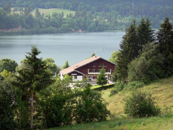 Hotel Lac De St Point