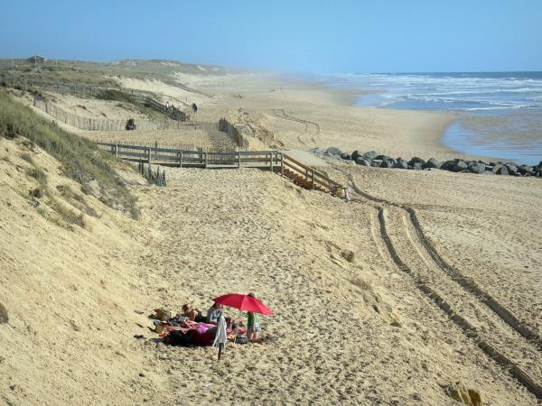 Lacanau - Tourism, holidays & weekends guide in the Gironde