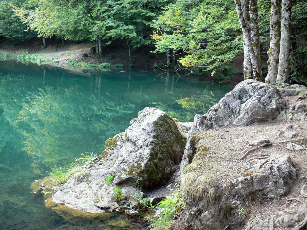 Foto le lago di bethmale guida turismo e vacanze for Cabina nel noleggio lago tahoe