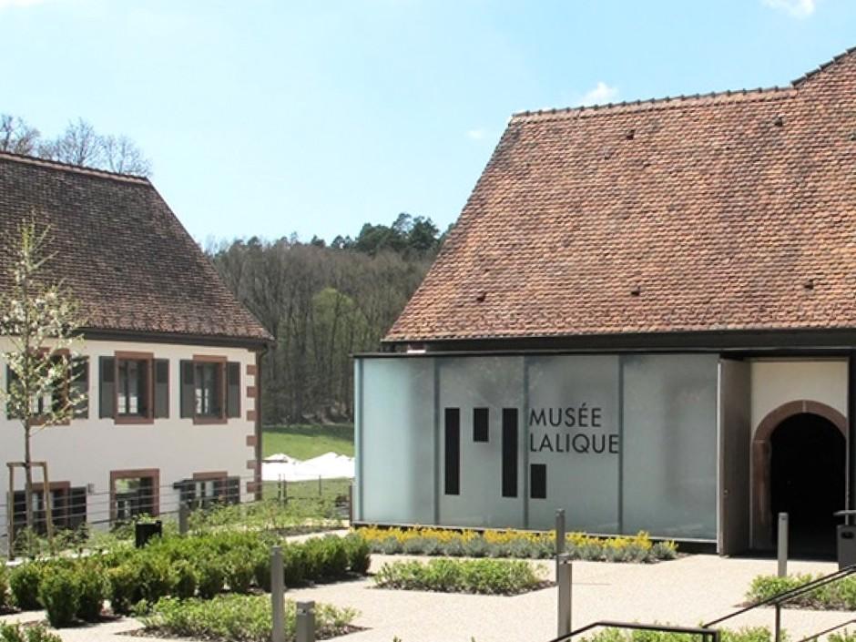 Photos the lalique museum in wingen sur moder tourism for Hotels wingen sur moder