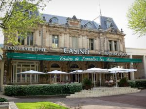 Lamalou-les-Bains - Casino of the spa town