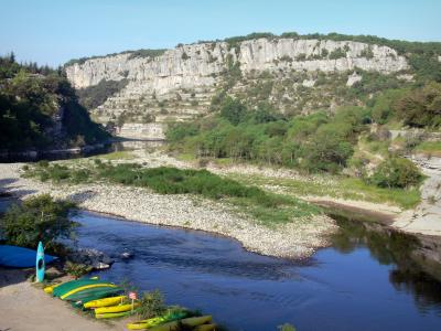 Landscapes of the Ardèche
