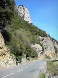 Landscapes of the Aude - Road of the Pierre-Lys gorges