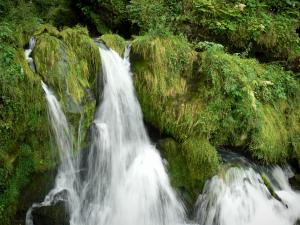 Landscapes of the Doubs - Waterfall