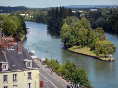 Landscapes of the Val-d'Oise