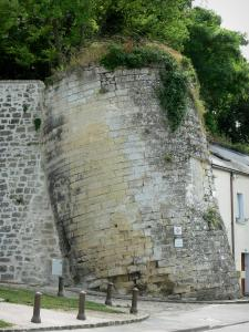 Laon - Leaning tower