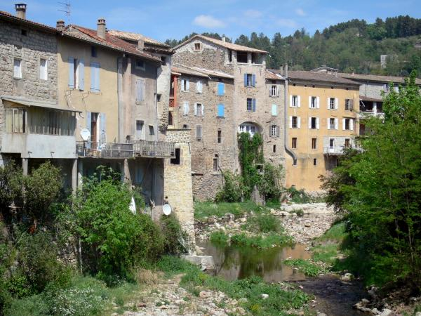 Largentière - Tourism, holidays & weekends guide in the Ardèche