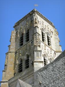 Lectoure - Bell tower of the Saint-Gervais-Saint-Protais cathedral