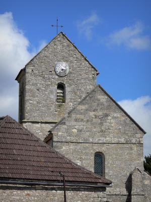 Lhéry church