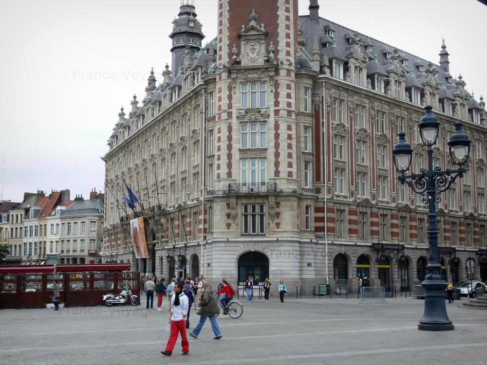 Photos lille guide tourisme vacances for Chambre de commerce maurice