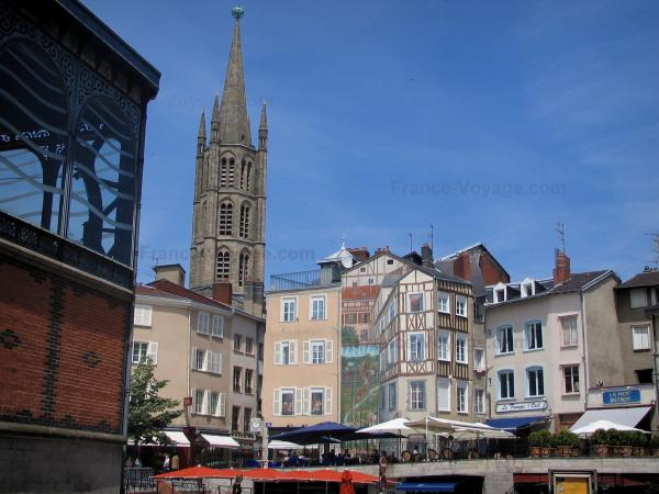 Limoges - Tourism, holidays & weekends guide in the Haute-Vienne