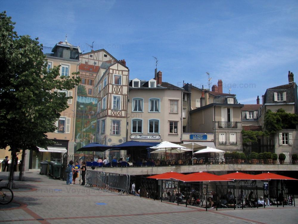 Limoges Place de la Motte Limoges Place de la Motte