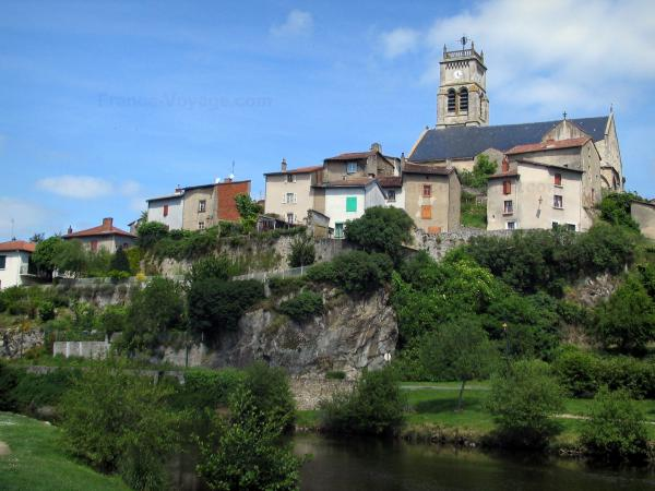 Guide of Limousin - Tourism, holidays & weekends in Limousin