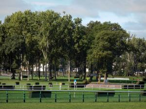 Lion-d'Angers racecourse - Isle-Briand racecourse (race track)