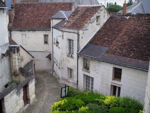 Loches - Houses of the old town