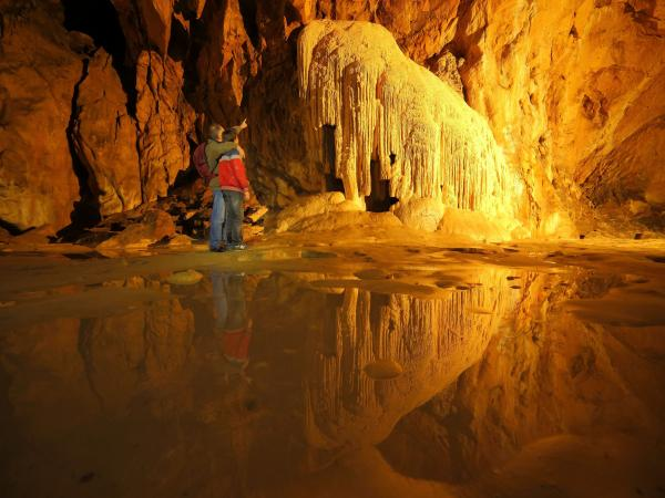 Lombrives cave - Tourism, holidays & weekends guide in the Ariège