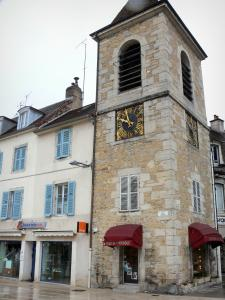 Lons-le-Saunier - Clock tower