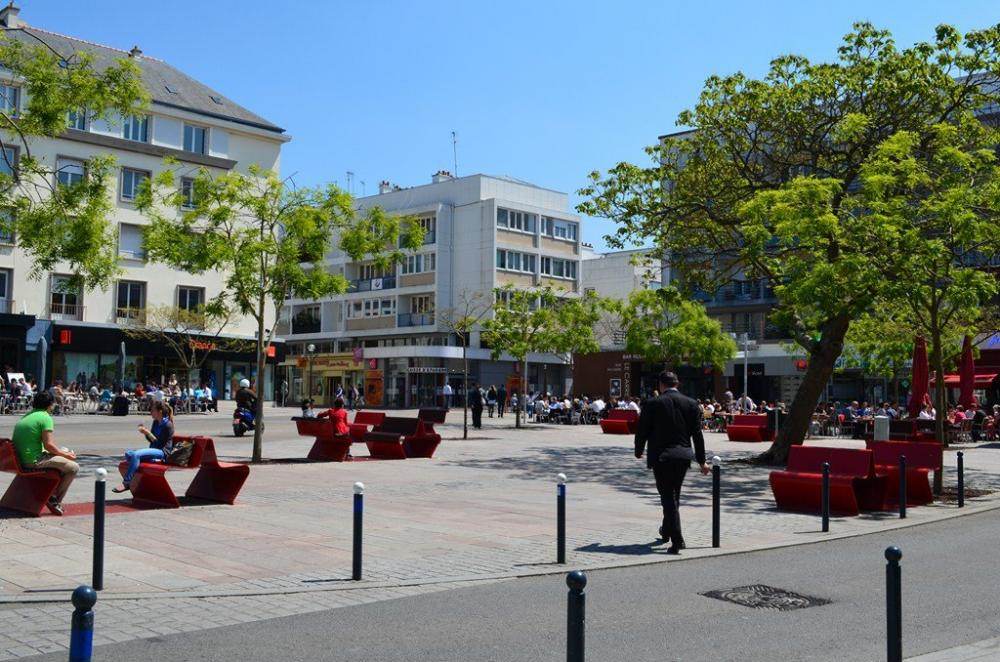 Photos lorient guide tourisme vacances for Piscine lorient
