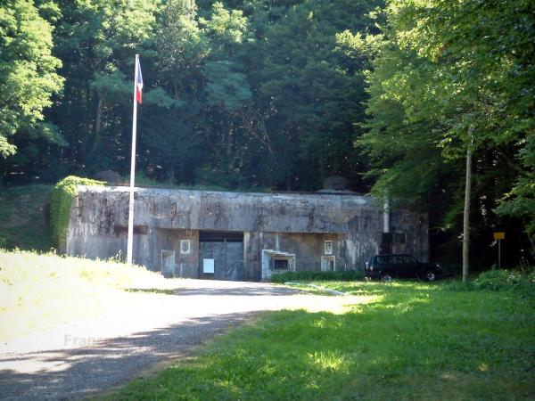 The Maginot Line - Tourism, holidays & weekends guide in the Moselle
