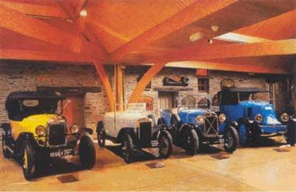 Le manoir de l'Automobile - Guide tourisme, vacances & week-end en Ille-et-Vilaine