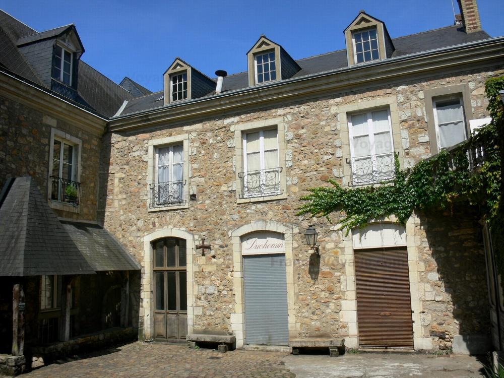 Photos le mans guide tourisme vacances - Les facades des maisons ...