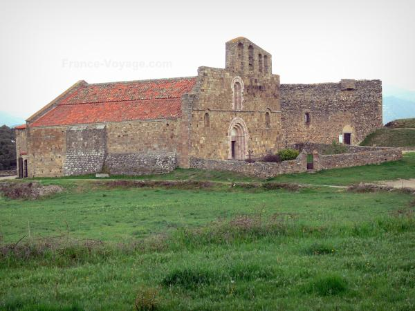 Marcevol Priory - Tourism, holidays & weekends guide in the Pyrénées-Orientales