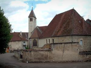 Marnay - Church of the village