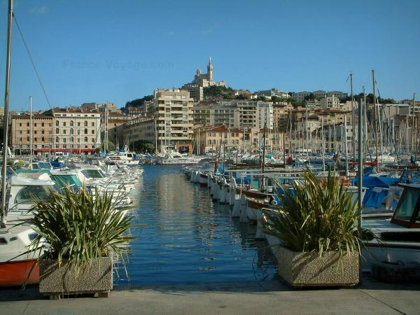 Marseille - Tourism, holidays & weekends guide in the Bouches-du-Rhône