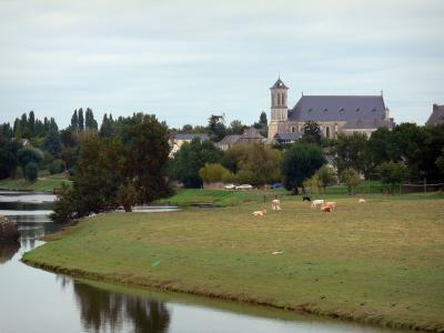 Mayenne valley