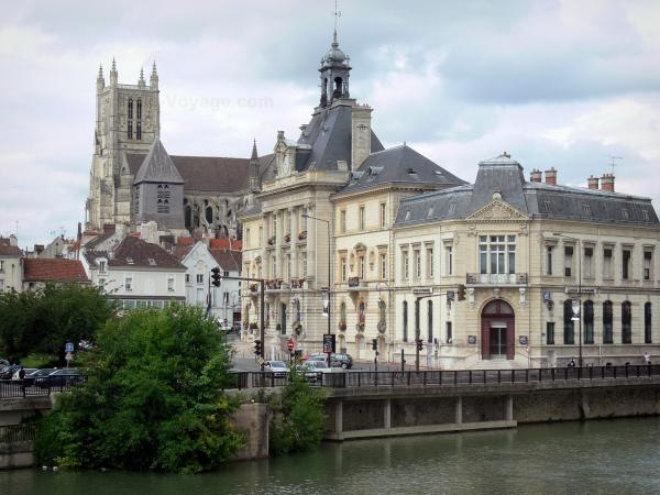Meaux - Tourism, holidays & weekends guide in the Seine-et-Marne