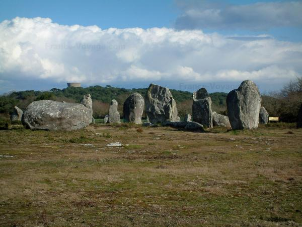 The megalith route - Tourism, holidays & weekends guide in the Morbihan