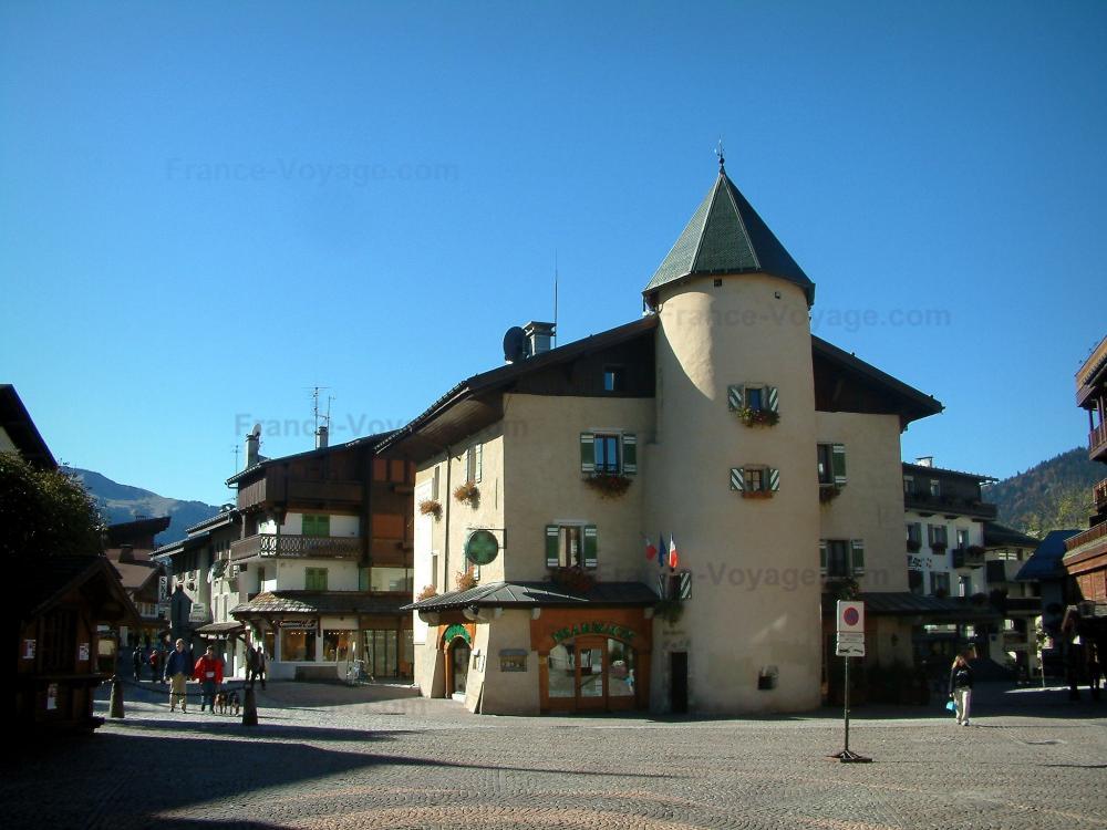 Megeve Hotel Centre Ville