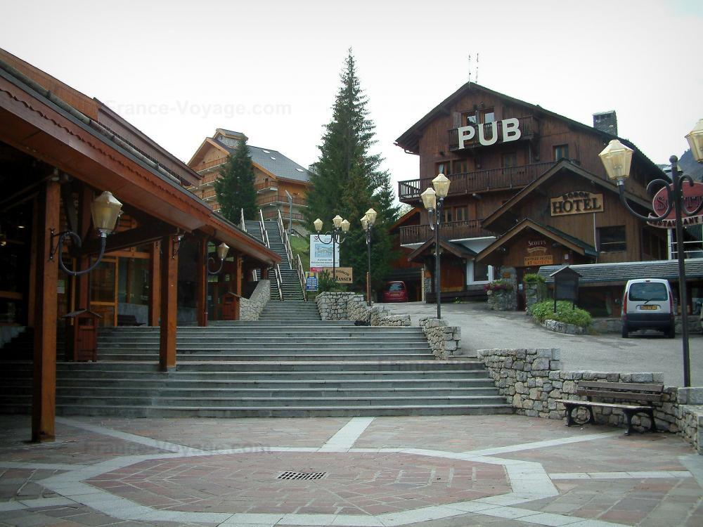 Photos m ribel guide tourisme vacances - Meribel office du tourisme ...