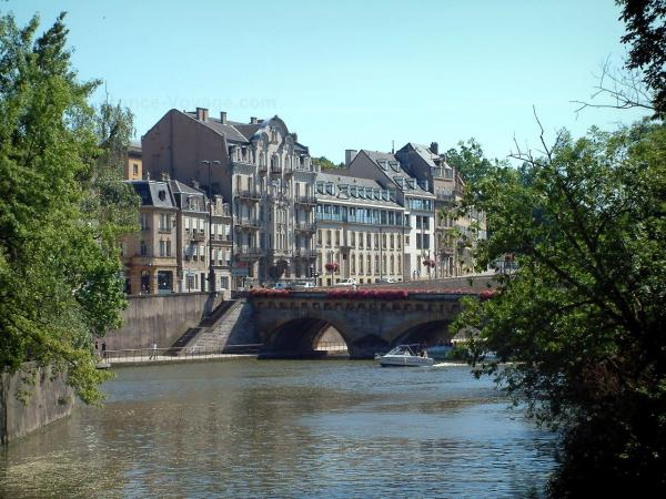 Metz - Tourism, holidays & weekends guide in the Moselle