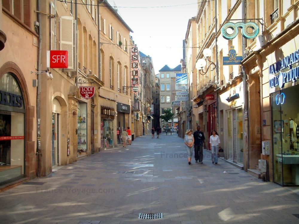 Avis Location Metz Ville