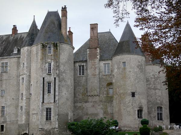 Meung-sur-Loire - Tourism, holidays & weekends guide in the Loiret
