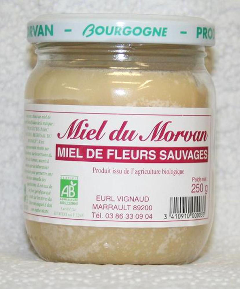 miel bio bourgogne